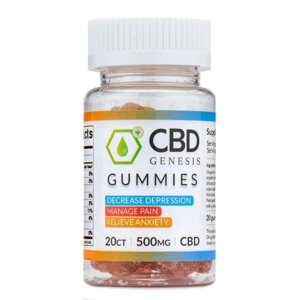 CBD Genesis Gummies