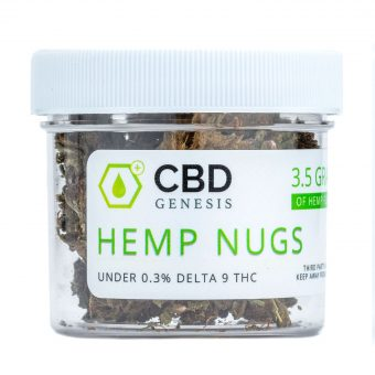 cbd genesis hemp flower