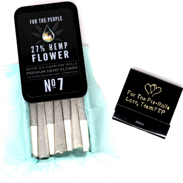 FTP CBD Flower Pre Rolled Joints