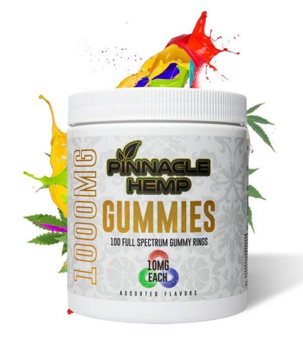 Pinnacle CBD Gummies