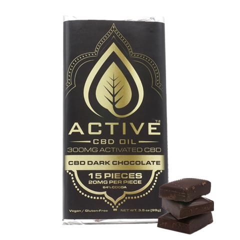 active cbd chocolate