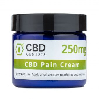 cbd genesis pain cream
